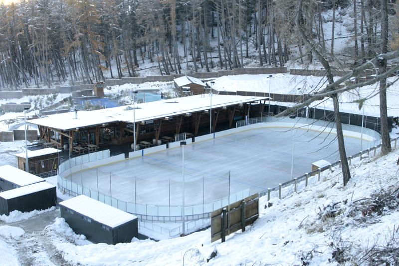 Image result for tekapo ice skating rink