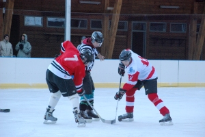 Ice Hockey ay Alpine Springs