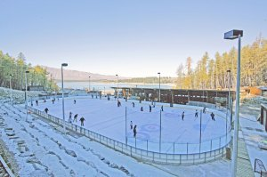 Alpine Springs Ice Rink
