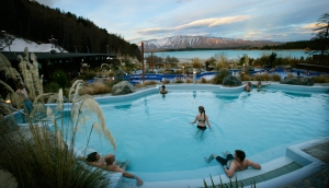 Alpine Springs Hot Pools