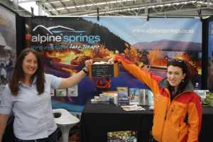Alpine Springs at the Canterbury A&P Show